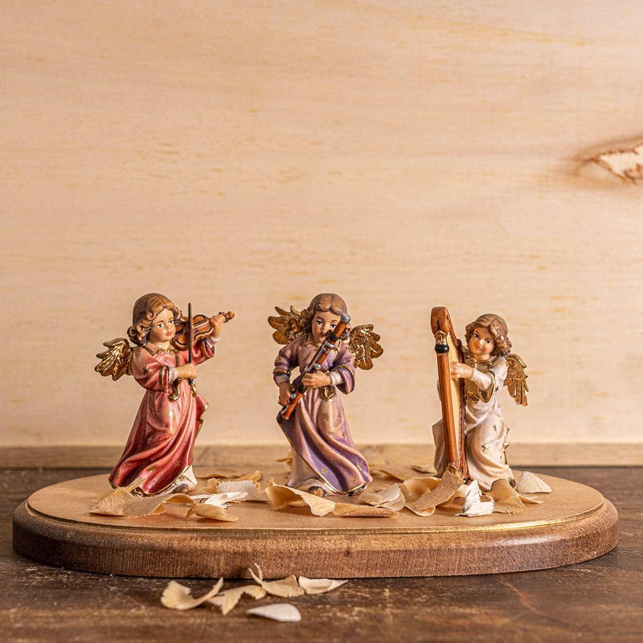 Engel mit Instrument